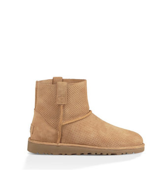 Ugg W Classic Unlined Mini Perf