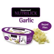 HorseWare Nutrilick Garlic