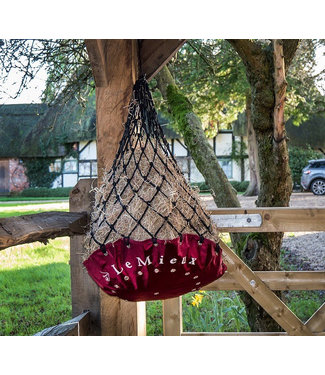 Le Mieux Hay Tidy Net, Burgundy