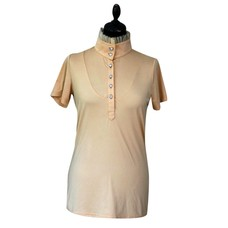 Couture Hippique Shirt short sleeve with raffle