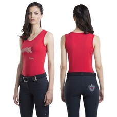 Equiline WOMAN TOP TANK KILIE