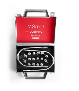 Mandtis M Spur 3 – Jumping Set (8 in 1)