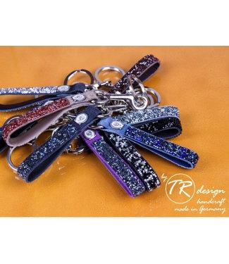 Schumacher Key hanger sm.topaz, silver