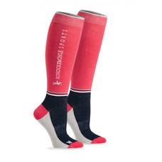 Schockemohle Sporty Socks Style Strawberry