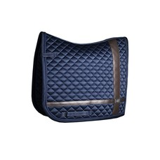 Equestrian Stockholm LEATHER DELUXE SILVER DRESSAGE