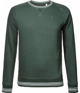BETTER.. Clothing Biologisch katoenen, groene trui