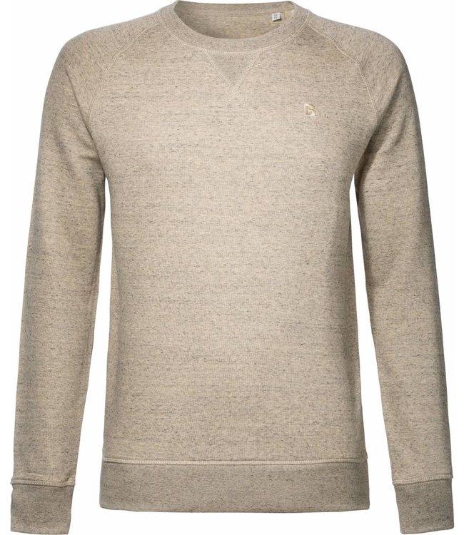 BETTER.. Clothing Ecru/beige trui van biologisch katoen