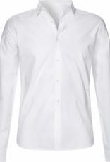 BETTER.. Clothing Wit biologisch katoenen overhemd