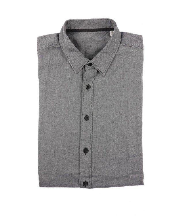 Op FairFrog: Grijs Slimfit Overhemd Gemaakt Van Biologisch Katoen