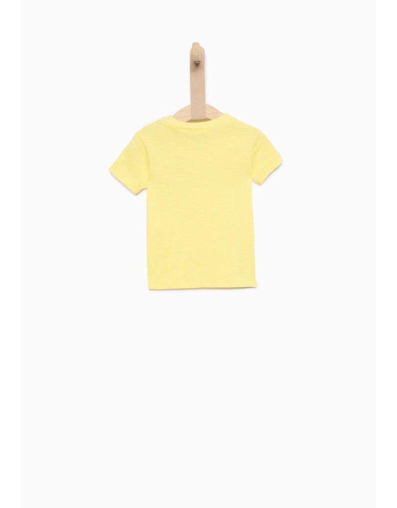 IKKS Geel t-shirt happy games