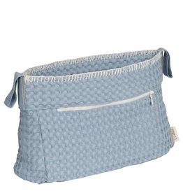 Koeka Buggy purse Soft Blue - laatste item!