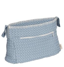 Koeka Buggy purse Soft Blue