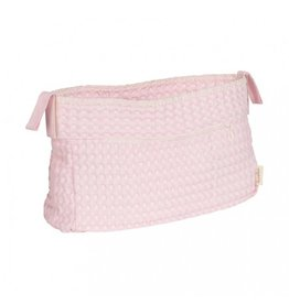 Koeka Buggy purse Old Baby Pink