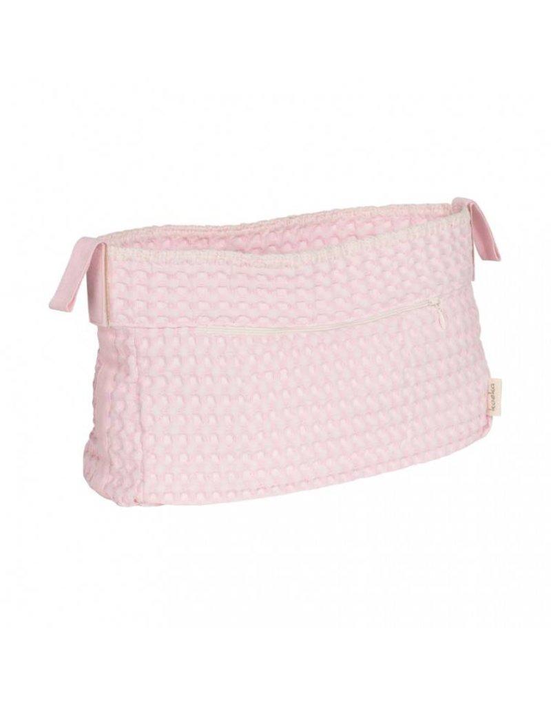 Koeka Buggy purse Old Baby Pink
