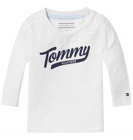 Tommy Hilfiger Witte longsleeve Tommy