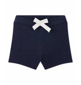Petit Bateau Donkerblauwe korte broek