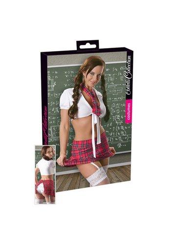 Cottelli Collection Schoolmeisjes set