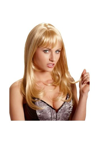 You2Toys Platina blonde pruik