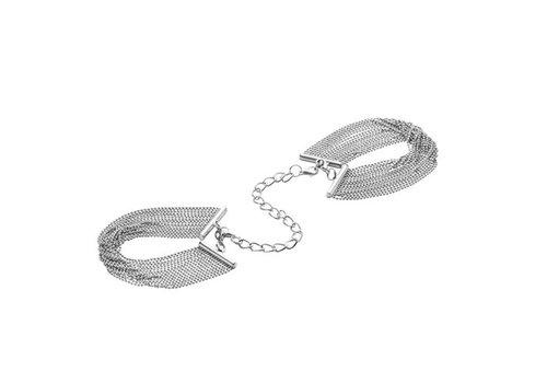 Bijoux Indiscrets Magnifique Handboeien - Zilver