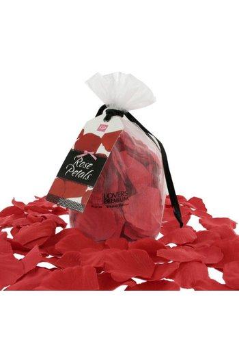 Lovers Premium Rose Petals Red