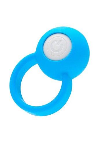 Vi-Bo Vi-Bo - Ring Orb Blauw