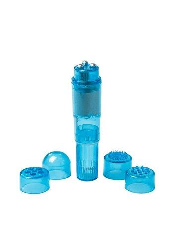Easytoys Mini Vibe Collection Easytoys Pocket Rocket - Blauw