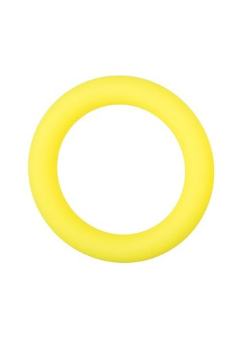 Easytoys Men Only Easytoys Siliconen Cockring Large - Geel