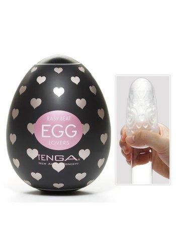 Tenga Tenga Egg Masturbator - Lovers