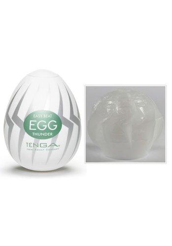 Tenga Tenge Egg Masturbator Thunder