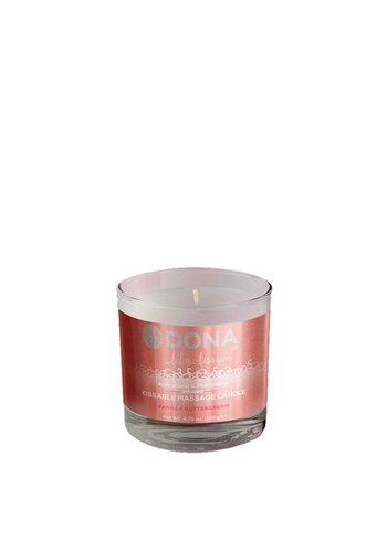 Dona-by-Jo Dona Kissable Massage Candle Vanilla