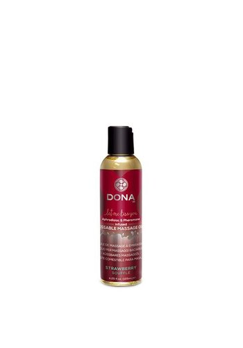 Dona-by-Jo Dona Kissable Massage oil Strawberry