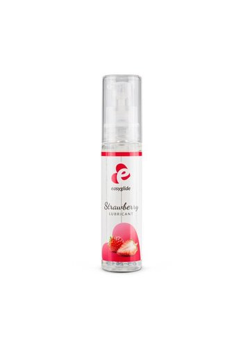 EasyGlide EasyGlide Strawberry Waterbasis Glijmiddel  - 30ml