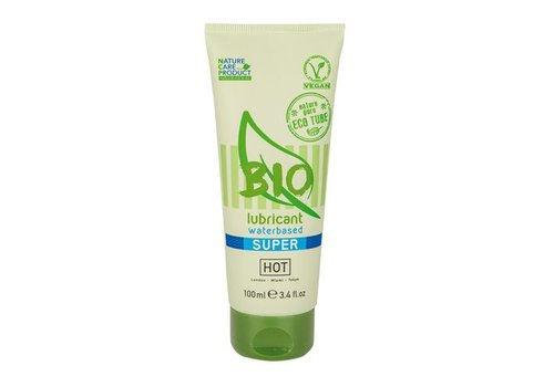HOT Bio HOT BIO Superglide Waterbasis Glijmiddel - 100ml