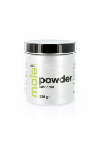 male MALE - Powder Lubricant 225gr