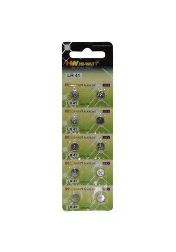 You2Toys Knoopcel batterijen Mini (LR41)