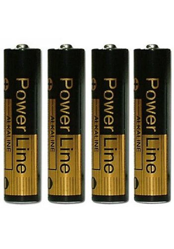 You2Toys Batterij Micro AAA 4 stuks