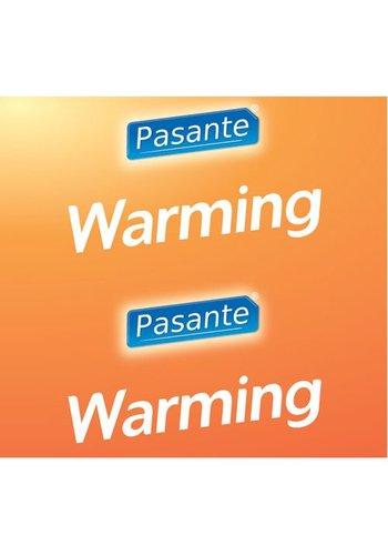 Pasante Pasante Warming condooms 144 stuks