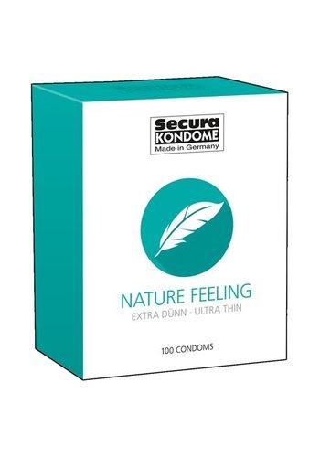 Secura Kondome Nature Feeling Condooms - 100 Stuks