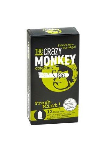 The Crazy Monkey TCMC Fresh-Mint! Pack of 12