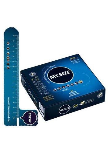 My.Size MY.SIZE 69 mm Condooms 36 stuks