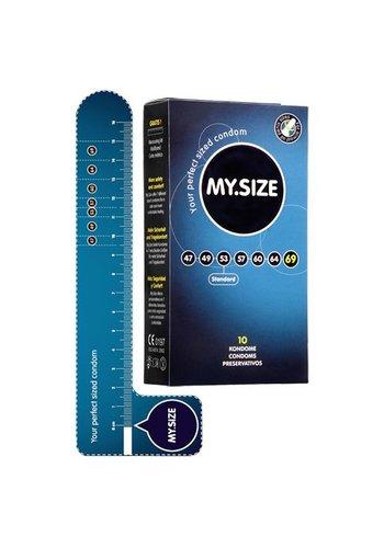 My.Size MY.SIZE 69 mm Condooms 10 stuks