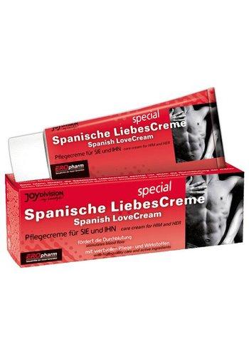 Joydivision Spanish Love Cream Special 40 ml