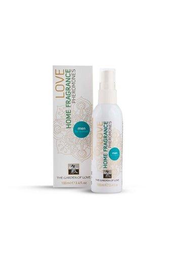 Shiatsu Love Home Fragrance Feromonen Parfum Voor Hem