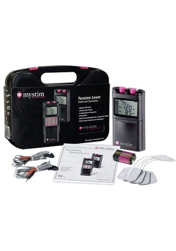 Mystim Mystim Tension Lover E-Stim Tens Unit
