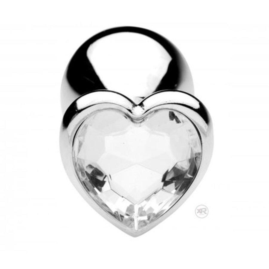 Icy Jewel Metalen Buttplug
