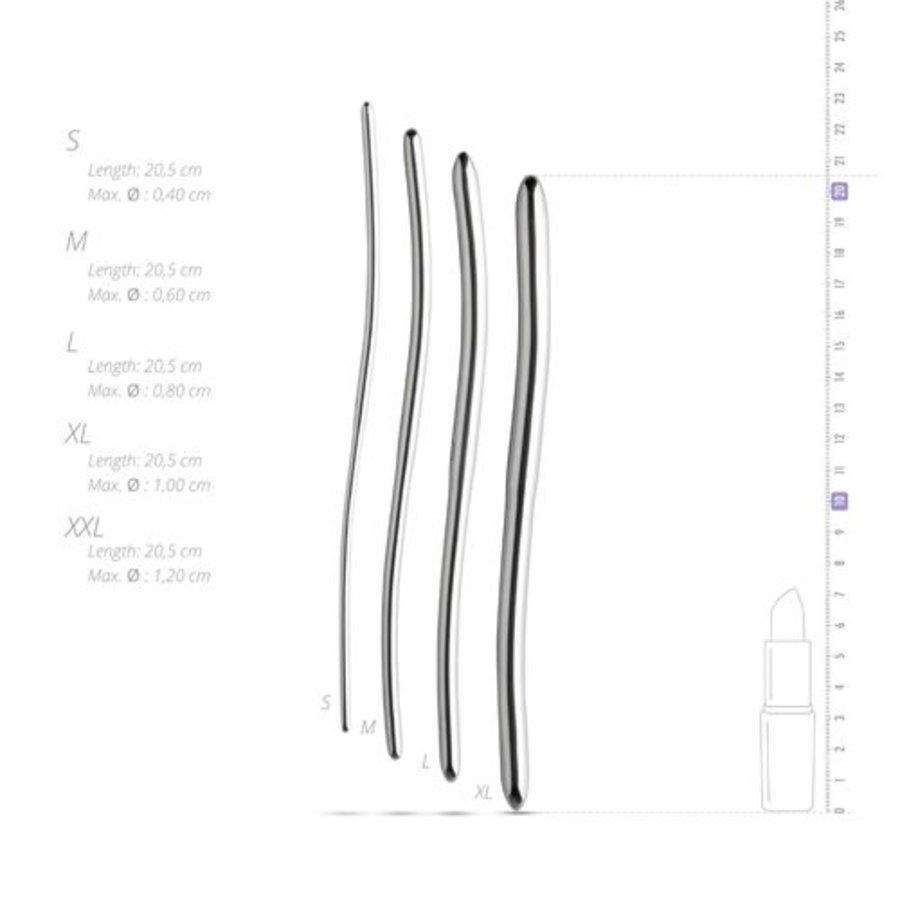 Dilator Set 4 Stuks - 4 - 9 mm