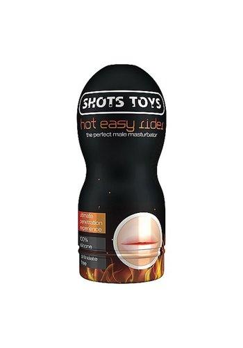 Shots Toys Kunstmond met dop