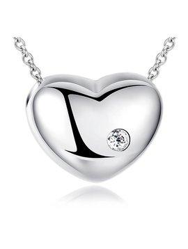 White stone HEART