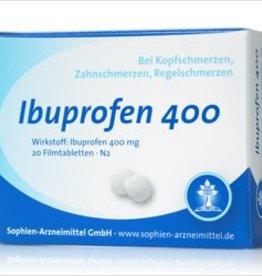 Ibuprofen 400 (20 Stück)