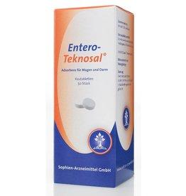 Entero-Teknosal® - Kautabletten, 50 Stück